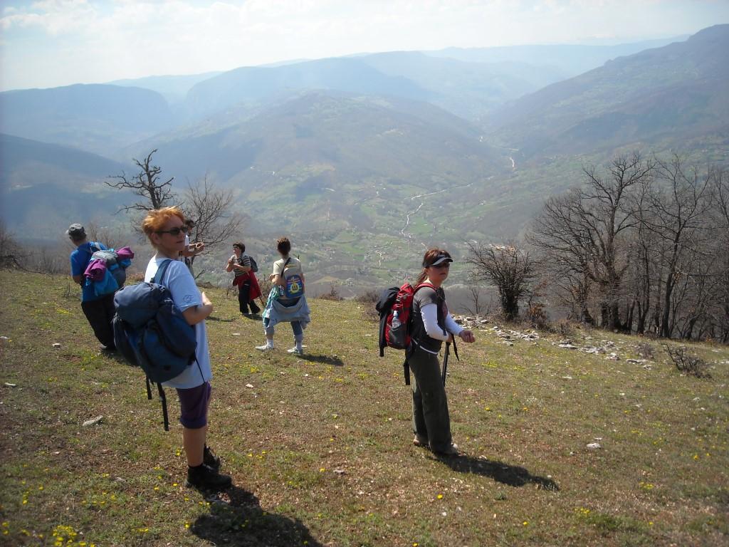 planinari u akciji