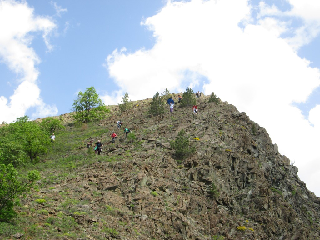 planinari manastir uvac