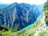 kanjon reke brusnice