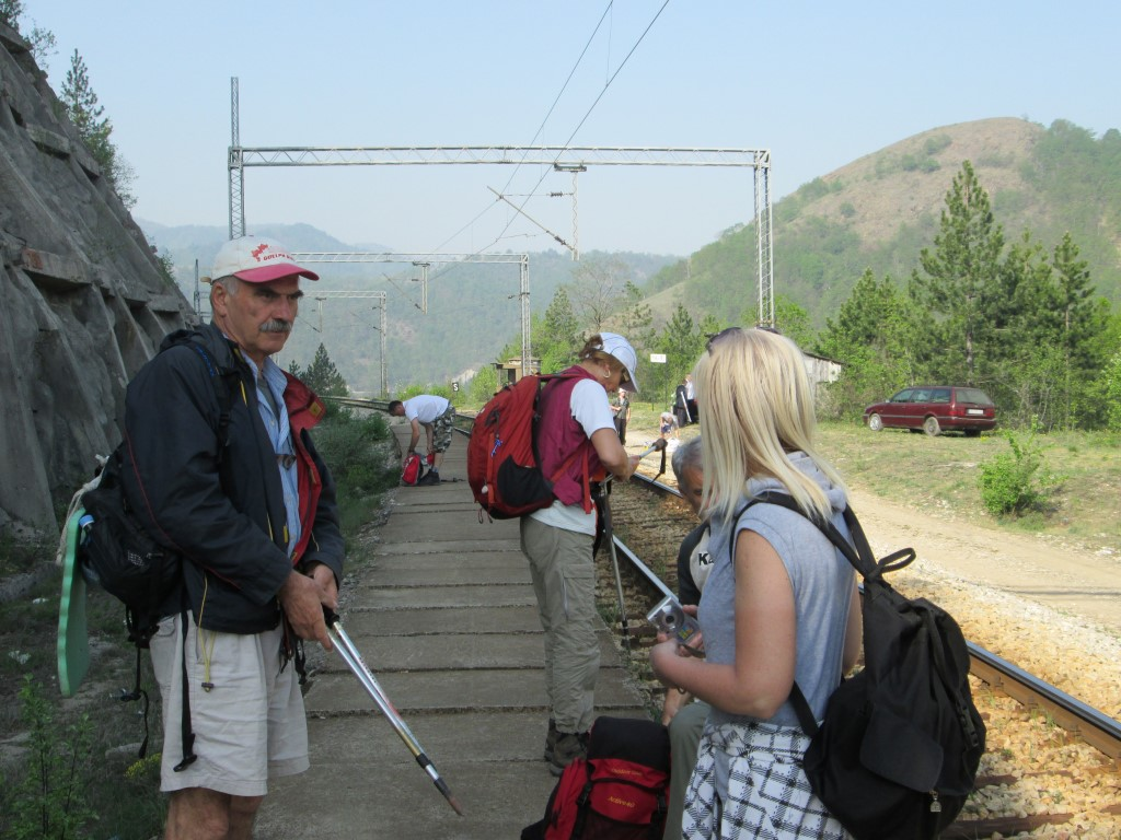 planinari cekaju prevoz
