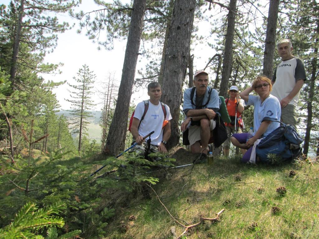 planinarski odmor