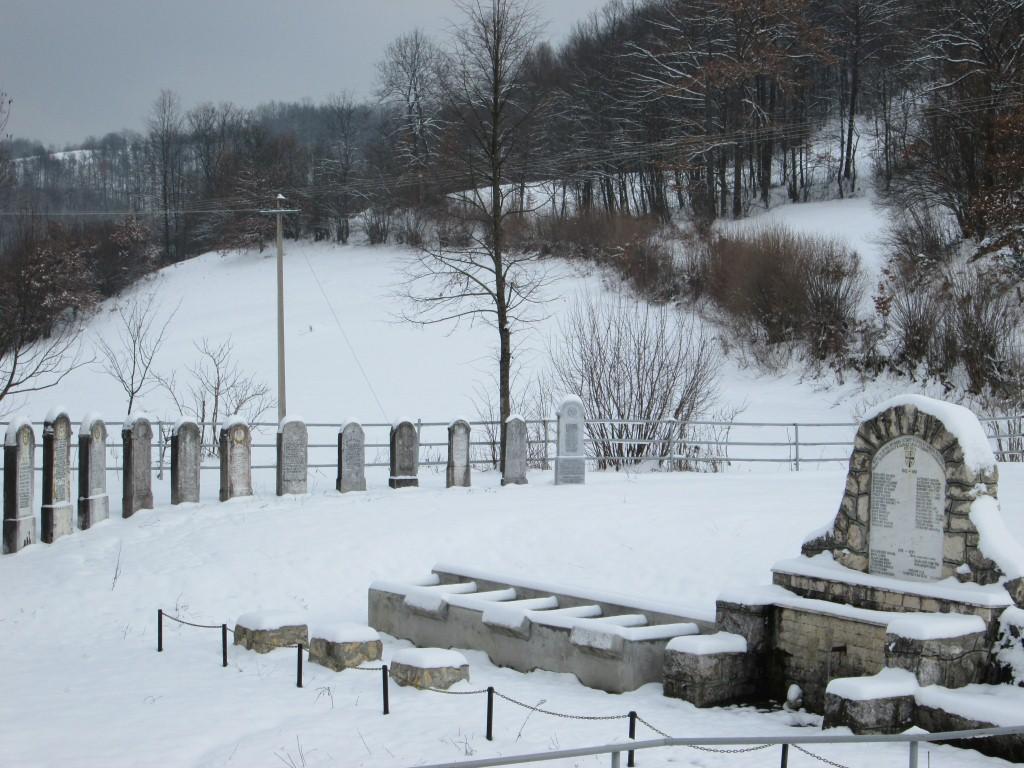 spomenici na gajevima