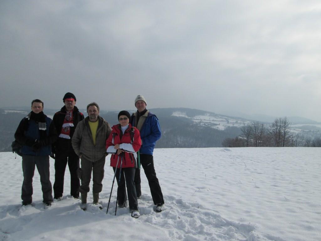 grupa planinara