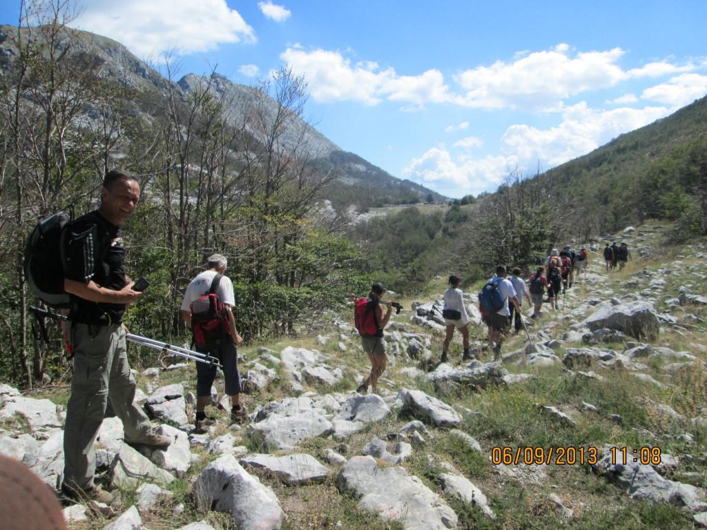 planinarenje crna gora
