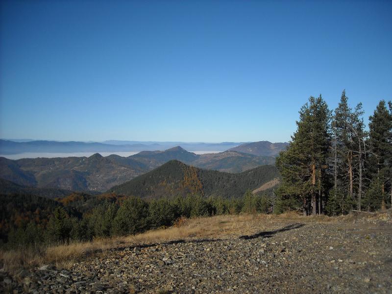 planinari rujno na tari