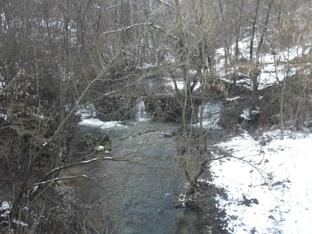 reka pristavica