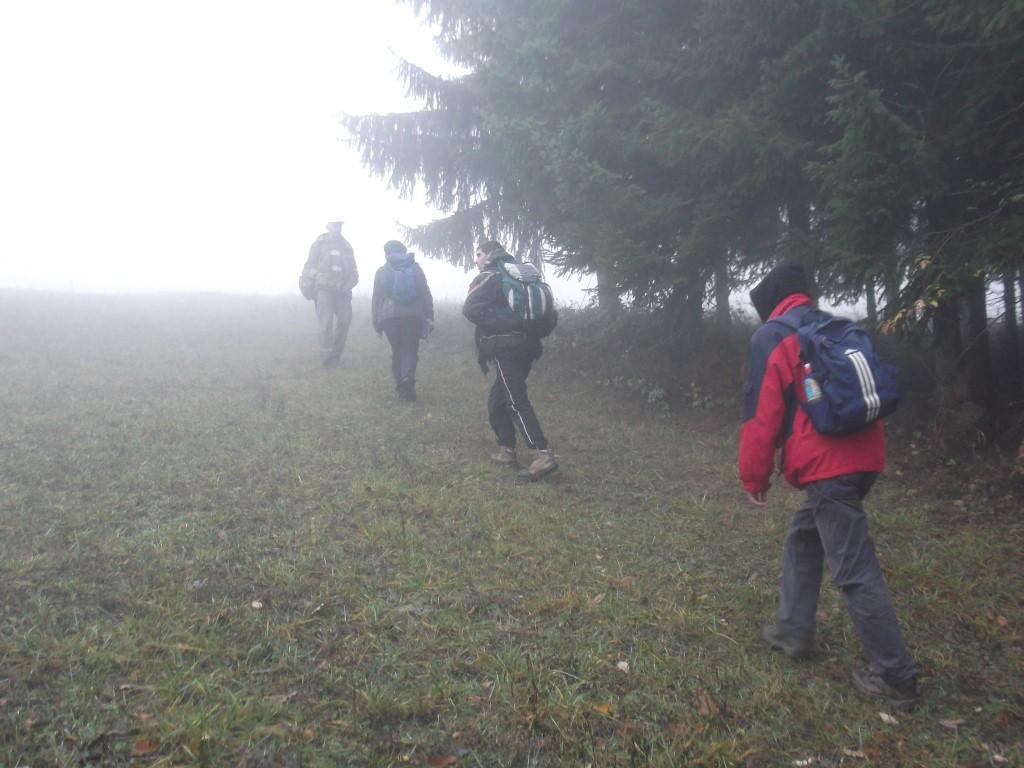 magla i planinarenje