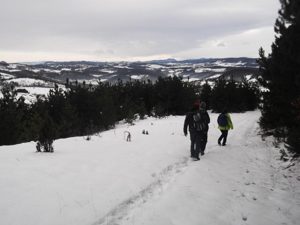 planinari rujno uzice u akciji