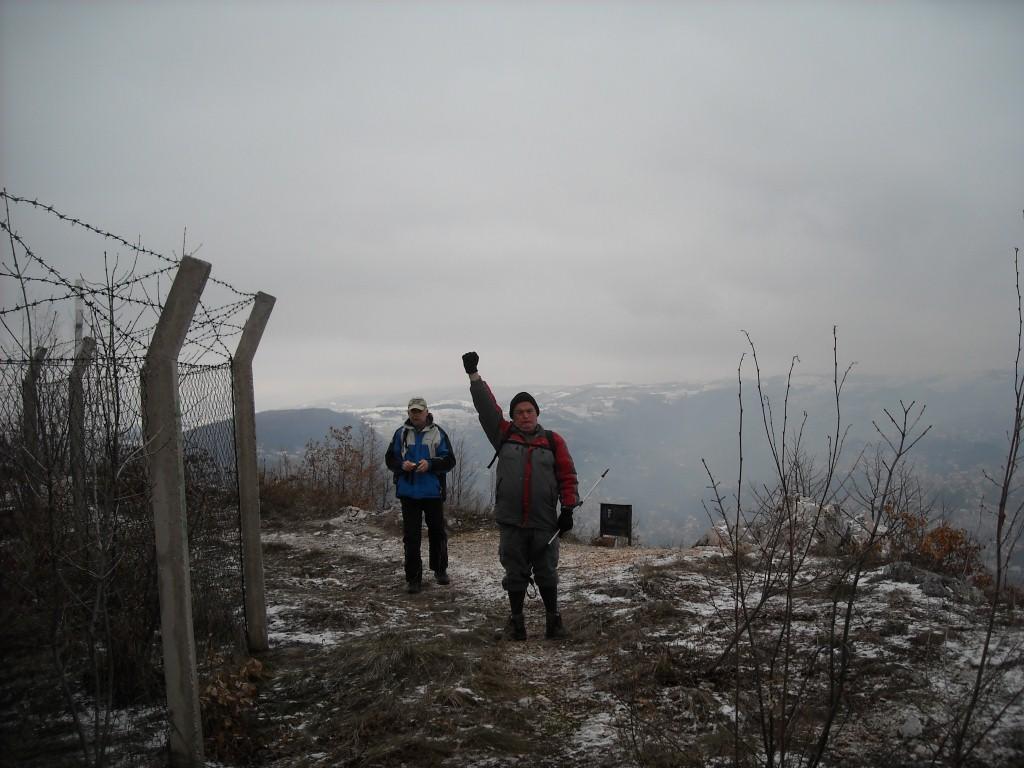 planinari na zabucju uzice